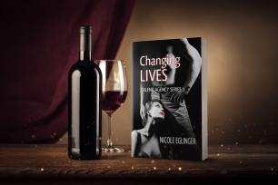 Changing Lives Wine Presentation