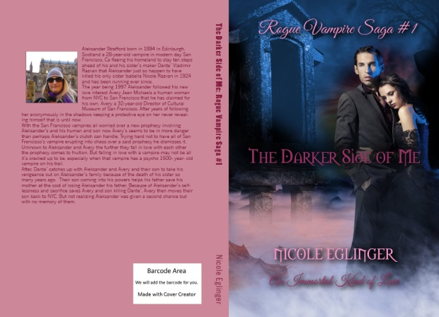 BookCoverPreview Darker